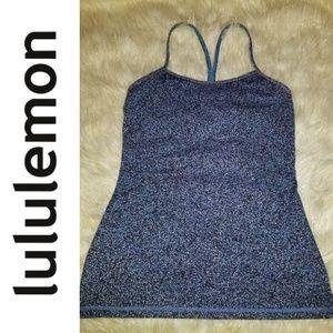 Lululemon Power Y Tank Size 8